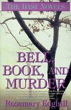 Bell, Book, and Murder: The Bast Mysteries