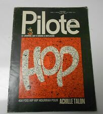 PILOTE French Comic Cartoon Magazine #630 VG+ 52 pgs COLOR Oversized