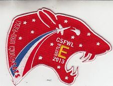 VFA-131 WILDCATS CSFWL BATTLE E 2013 PATCH