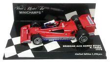 Minichamps Brabham Alfa Romeo BT45C #1 1978 - Niki Lauda 1/43 Scale