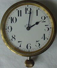 Antique Swiss 8 Day Auto Dash Pocket Watch