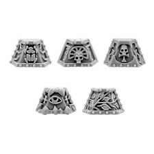 28mm-scale THOUSAND EGYPT SONS PYRAMID SHOULDER PADS (5U)