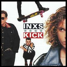 INXS - KICK D/Remaster CD ~ MICHAEL HUTCHENCE ~ NEVER TEAR US APART ~ 80's *NEW*