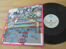 "HITHOUSE - MOVE YOUR FEET TO THE RHYTHM OF THE BEAT - 1989 12"" SAMPLE EURO HOUSE"