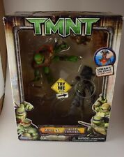 TMNT Michelangelo VS. General Serpiente Playmates 2007 Mike Turtles Movie Figure