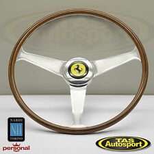 Nardi Steering Wheel FERRARI 1959-1965 all models. WOOD 420mm 5819.42.3001