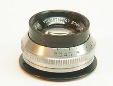 Wollensak 90mm f/4.5 Enlarging Velostigmat enlarging lens with mounting flange