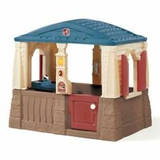 Childrens Play House Kids Cottage Playhouse Outdoor Play Room Small Home Child