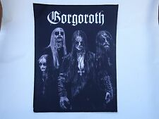 GORGOROTH ANTICHRIST SUBLIMATED BACK PATCH