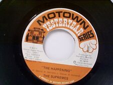 "SUPREMES ""THE HAPPENING / REFLECTIONS"" 45 OLDIE"