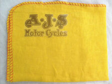 A.J.S MOTORCYCLES: TOOL BOX HI-QUALITY CLEANING DUSTER CLOTH WITH LOGO DECAL