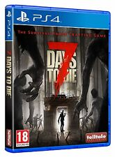 7 Days to Die (PS4) BRAND NEW SEALED PLAYSTATION