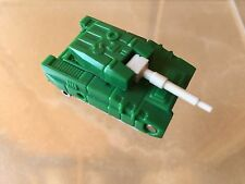 Transformers G1 1989 BOMBSHOCK MICROMASTER Military Patrol amb