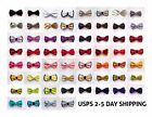 60 Classic Fashion Novelty Mens Adjustable Tuxedo Bowtie Wedding Bow Tie Necktie