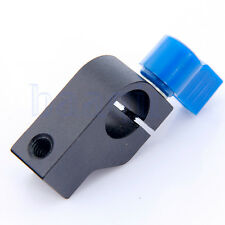 "1/4"" Clamp Clip Block Holder For 15Mm Rail Rod Support System For Magic Arm MA"