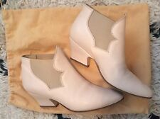 Acne Alma Ankle Boots Size 39 Excellent Condition