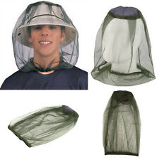 Net Mesh Head Insect 2016 Travel Hat Midge Face Camping Protector Bug Mosquito