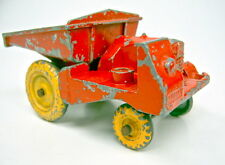 "Early Lesney Toys large ""Site Dumper"" von Condon rot"