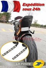 x2 CLIGNOTANTS MOTO SCOOTER QUAD - Cafe Racer Yamaha Honda Harley Triumph Ducati