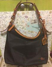 A Beautiful Black Nylon Dooney&Bourke Erica Women's Handbag