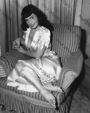 """Bettie Page Vintage 10"""" x 8"""" Photograph of Pin-up Burlesque Queen 50s reprint"""