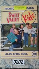 SWEET VALLEY KIDS 48 - LILA'S APRIL FOOL