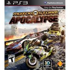 MotorStorm: Apocalypse USED SEALED (Sony PlayStation 3, 2011) PS PS3