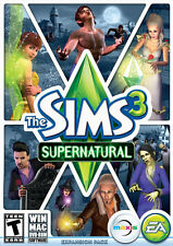 Sims 3: Supernatural Expansion (Windows/Mac, Region-Free) Origin Download