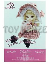 JUN PLANNING AI BALL JOINTED DOLL CUPHEA Q-721 FASHION PULLIP GROOVE INC! NEW