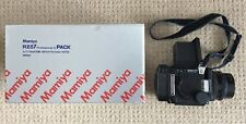 Mamiya RZ67 Professional II Pack + 110mm F:2.8 + 120 Roll Film Holder BOXED