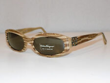 OCCHIALI DA SOLE NUOVI New sunglasses FERRAGAMO Outlet -60%