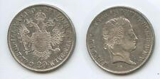 G5824 - Österreich 20 Kreuzer 1840 A Wien KM#2208 Ferdinand I.1835-1848 Silber