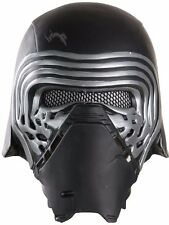 Kylo Ren Mask Adult Star Wars Ep 7 VII Mens Authentic Licensed 1/2 Costume Mask