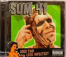Sum 41 - Does This Look Infected? (+ Bonus DVD) (CD 2002)
