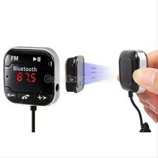 MP3 Player Wireless Bluetooth LCD FM Transmitter Modulator USB SD Remote Car Kit