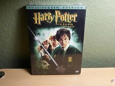 Harry Potter and the Chamber of Secrets (DVD, 2003, 2-Disc Set, Full Frame) New