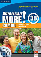 American More! Level 3 Combo B with Audio CD/CD-ROM by Christian Holzmann,...