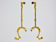 5 Pcs Lens Zoom Shutter Flex Cable Ribbon Replacement for Canon G10 G11 G12