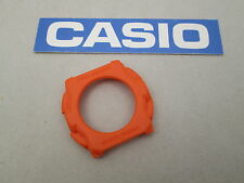 Casio G-Shock Riseman G9200GY GW9200GYJ orange resin rubber bottom cover