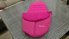SILVER CROSS PINK SURF FOOTMUFF SURF PINK FOOT MUFF COSYTOES SAVE £15 ON RRP