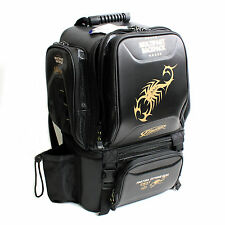 Fishing Tackle Bag Multipurpose Backpack Reel Case Pouch Bag Reel