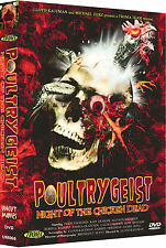 POULTRYGEIST - DVD UNCUT MOVIES - HORREUR - TROMA - COLLECTOR
