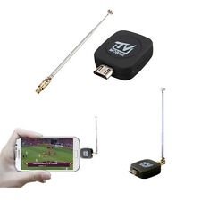 Micro USB DVB-T Digital TV Móvil Receptor Sintonizador para Android PC Móviles