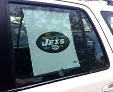 NFL New York Jets Minnesota Vikings - Retractable Automobile-Car Window Shade
