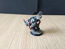 Warhammer 40,000 - space marine-shadow capitaine Kayvaan shrike-oop metal