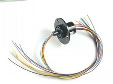 Capsule Slip ring Conductive ring tiny ring High-speed ball slip ring 12 cores