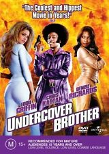 Undercover Brother (DVD, 2003)