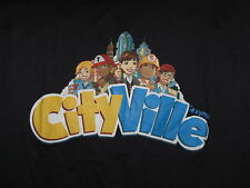 """""""City Ville """" Face Book game T-Shirt Great Image"""