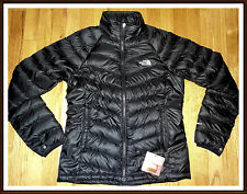 NWT NEW W/ TAGS The North Face Women's 550 Down Flint Jacket Coat L LARGE BLACK