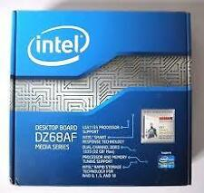 Mother Board Intel Original DZ68AF - Media Series  - 1155 Socket  WITHOUT VGA